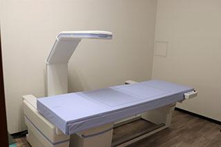 腰椎・大腿骨 骨密度測定装置