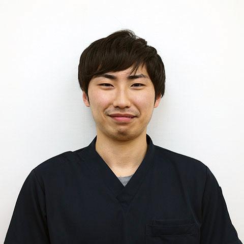 理学療法士、神谷匡亮の写真